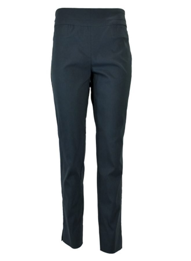 The Ankle Cigarette Magic Pant In Spruce