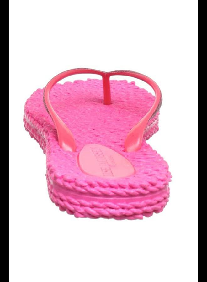Ilse Jacobsen Cheerful Flip Flops In Warm Pink