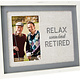 Relax & Retired Frame