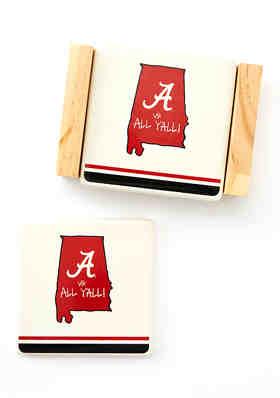 Alabama Coaster Set