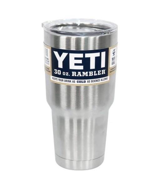 Stainless Rambler 30oz Tumbler