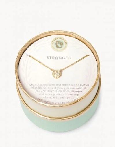 Stronger Sea La Vie Necklace