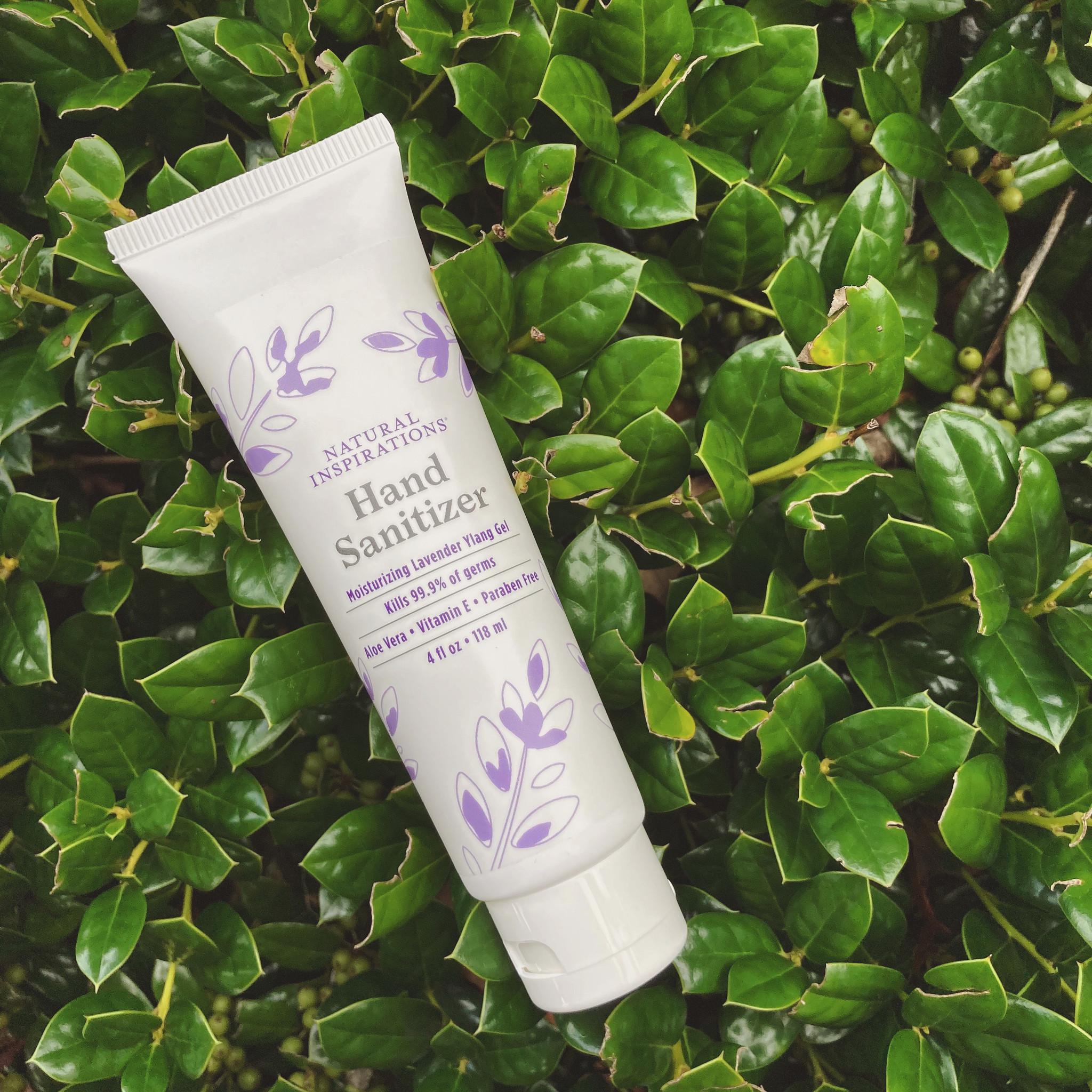 Natural Inspirations Lavender Ylang Hand Sanitizer