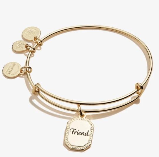 Friend Bangle Gold