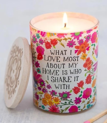 My Home Soy Candle