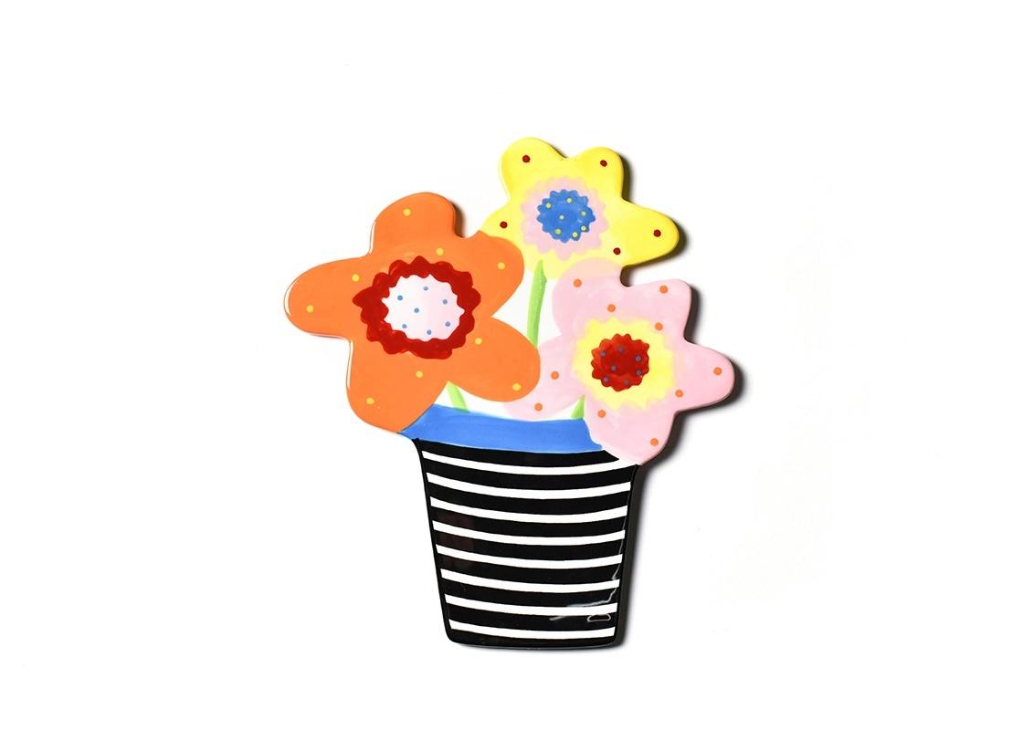 Happy Everything Flower Pot Big Attachment