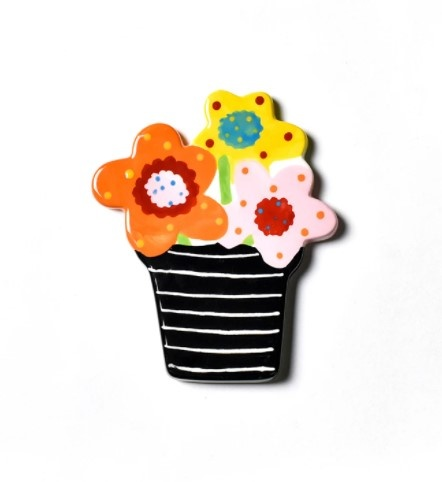 Happy Everything Flower Pot Mini Attachment