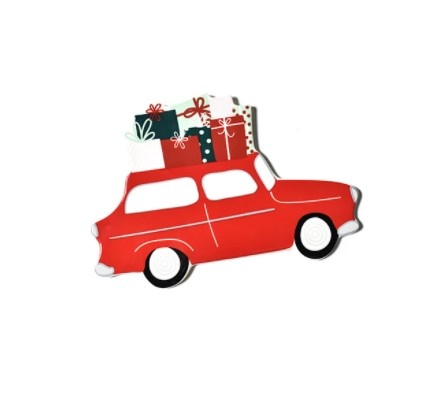 Happy Everything Holiday Car Mini Attachment