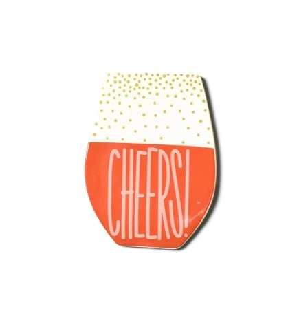 Happy Everything Wine Cheers Mini Attachment