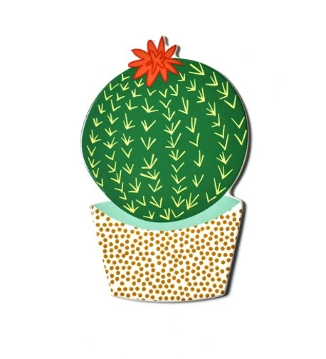 Happy Everything Cactus Big Attachment