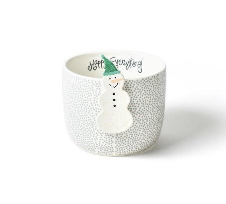 Happy Everything Stone Dot Mini Bowl