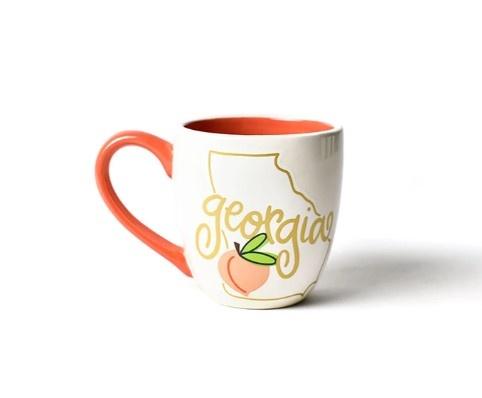 Happy Everything State of Georgia Mug