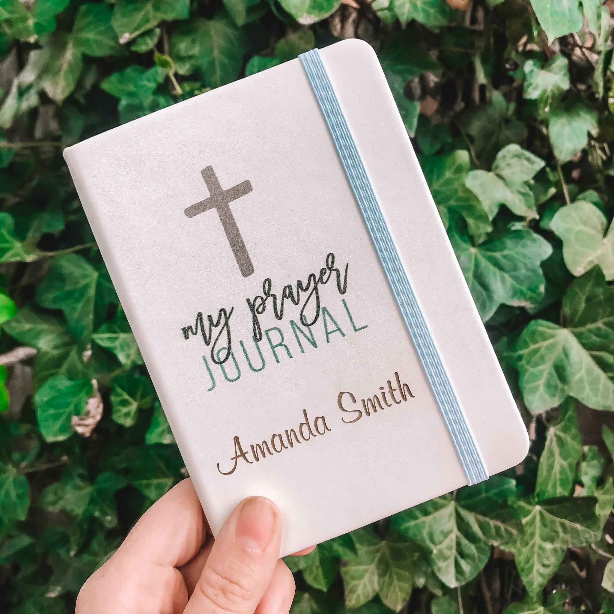 Personalized Prayer Journal
