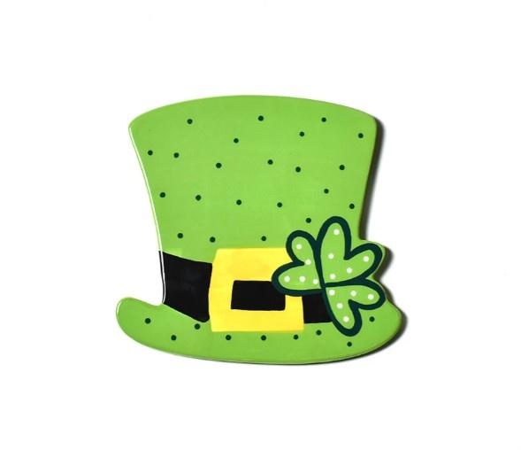 Happy Everything Leprechaun Hat Mini Attachment