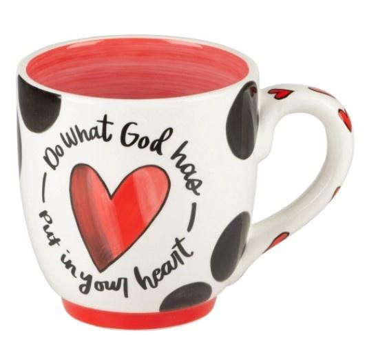 What God Has Put Mug