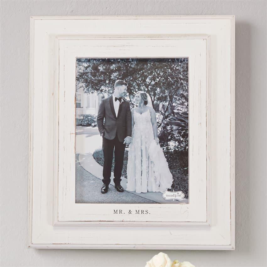 Mr & Mrs White Frame