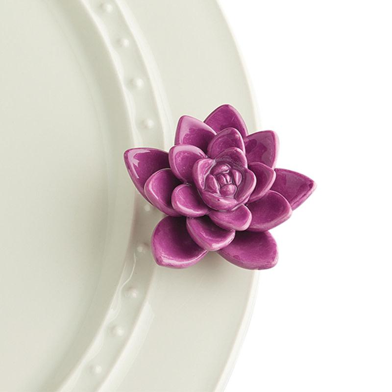 Purple Flower Mini
