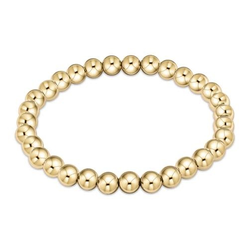 Extends Classic Gold 6mm Bracelet