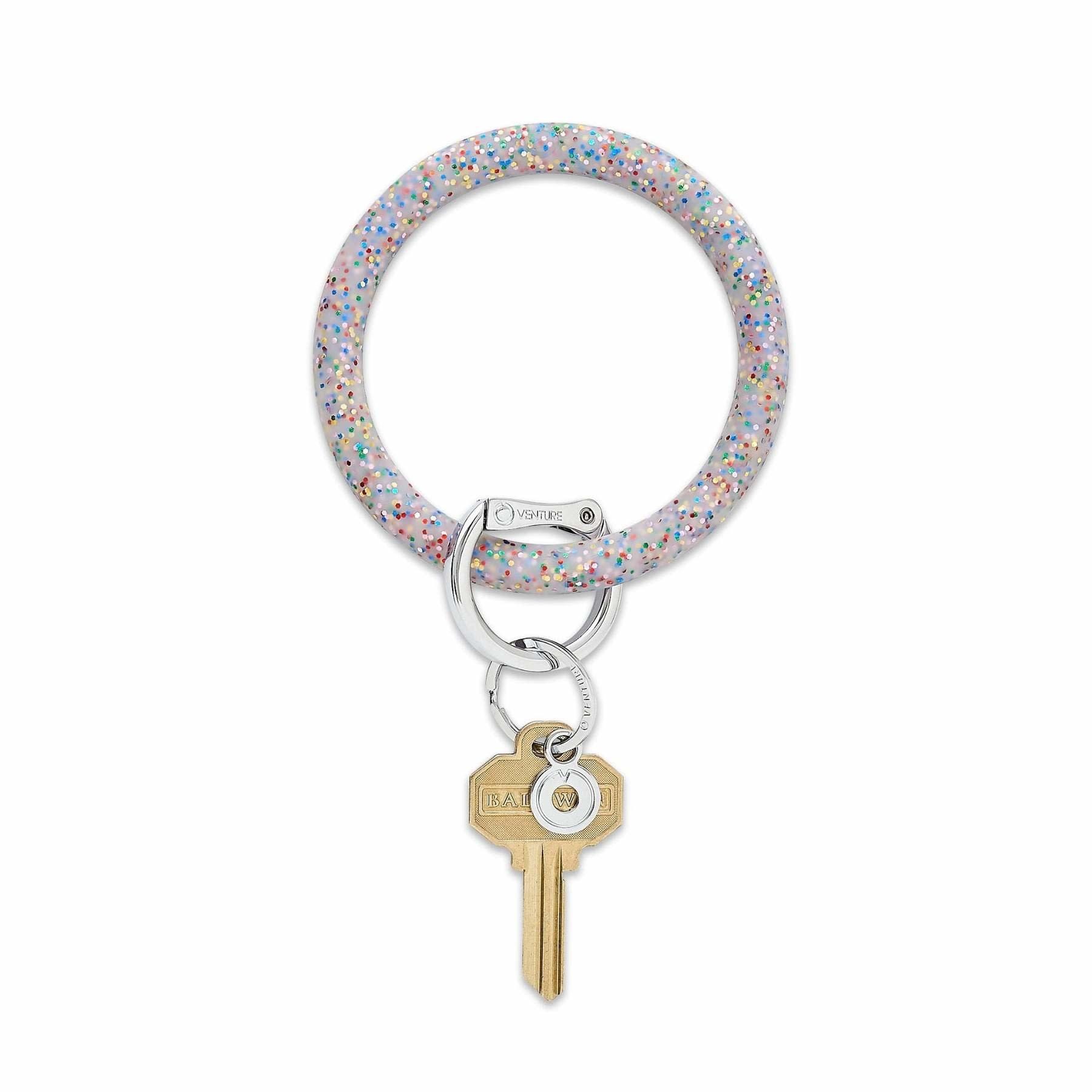 Big O Key Ring