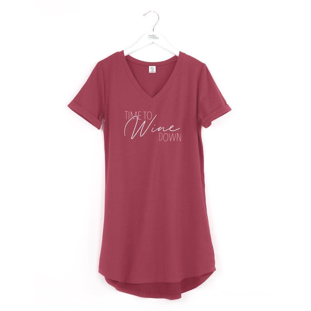 Hello Mello Hello Mello Sleep Shirt