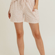 Lauren Leopard Shorts