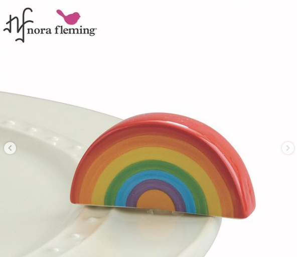 *pre-order* Rainbow Mini