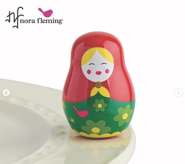 *pre-order* Nesting Doll Mini