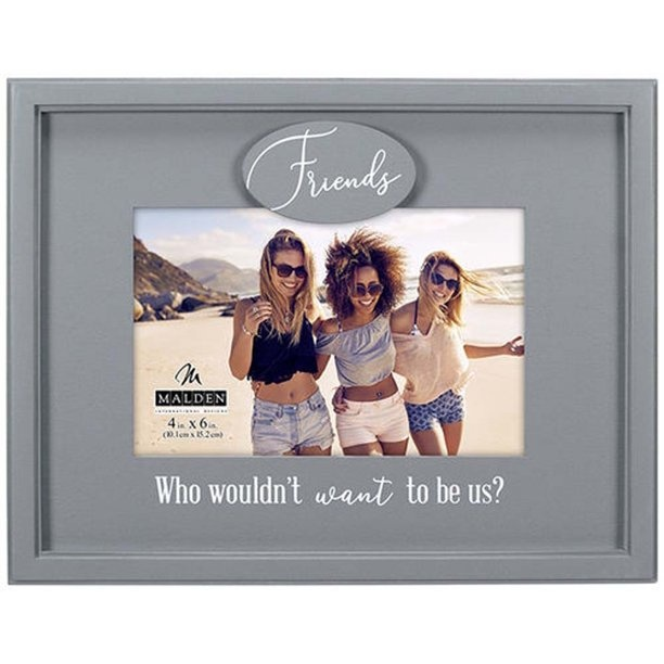 Frame, Who Wouldn't Want To Be Us