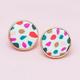 Multi Terrazzo Mavery Earrings