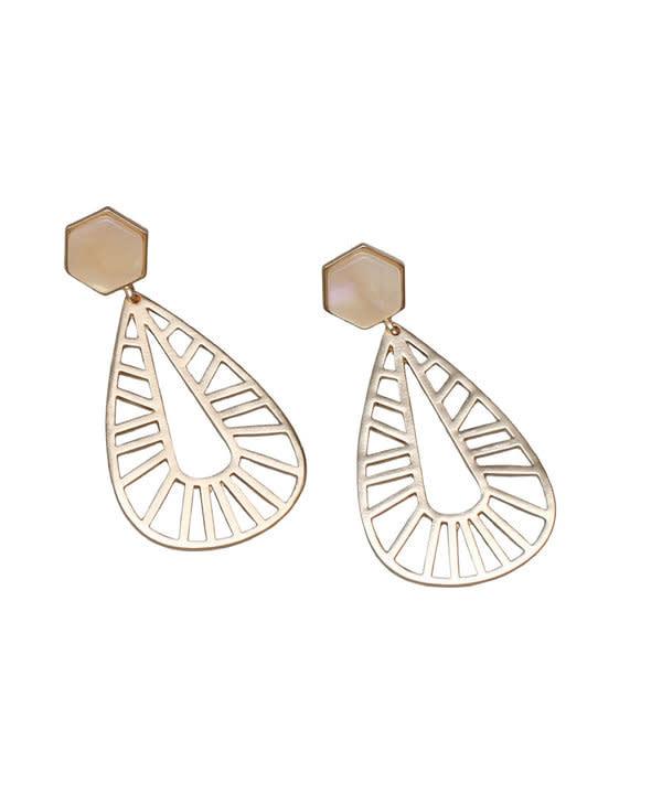 Pearl Valentina Earrings