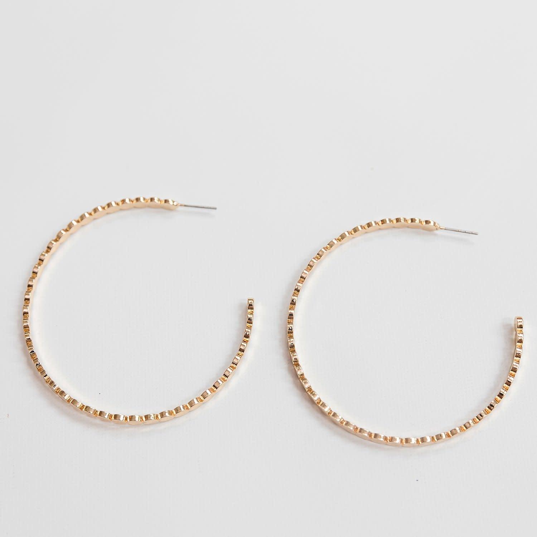 Gold Holland Earrings