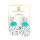 Jordan Confetti ASWN Earrings