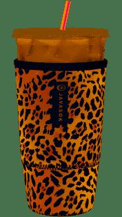 JavaSok JavaSok - Leopard  30 - 32 oz