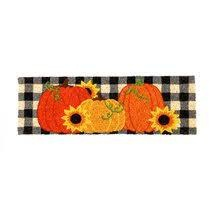 Buffalo Plaid Pumpkins Kensington Switch Mat