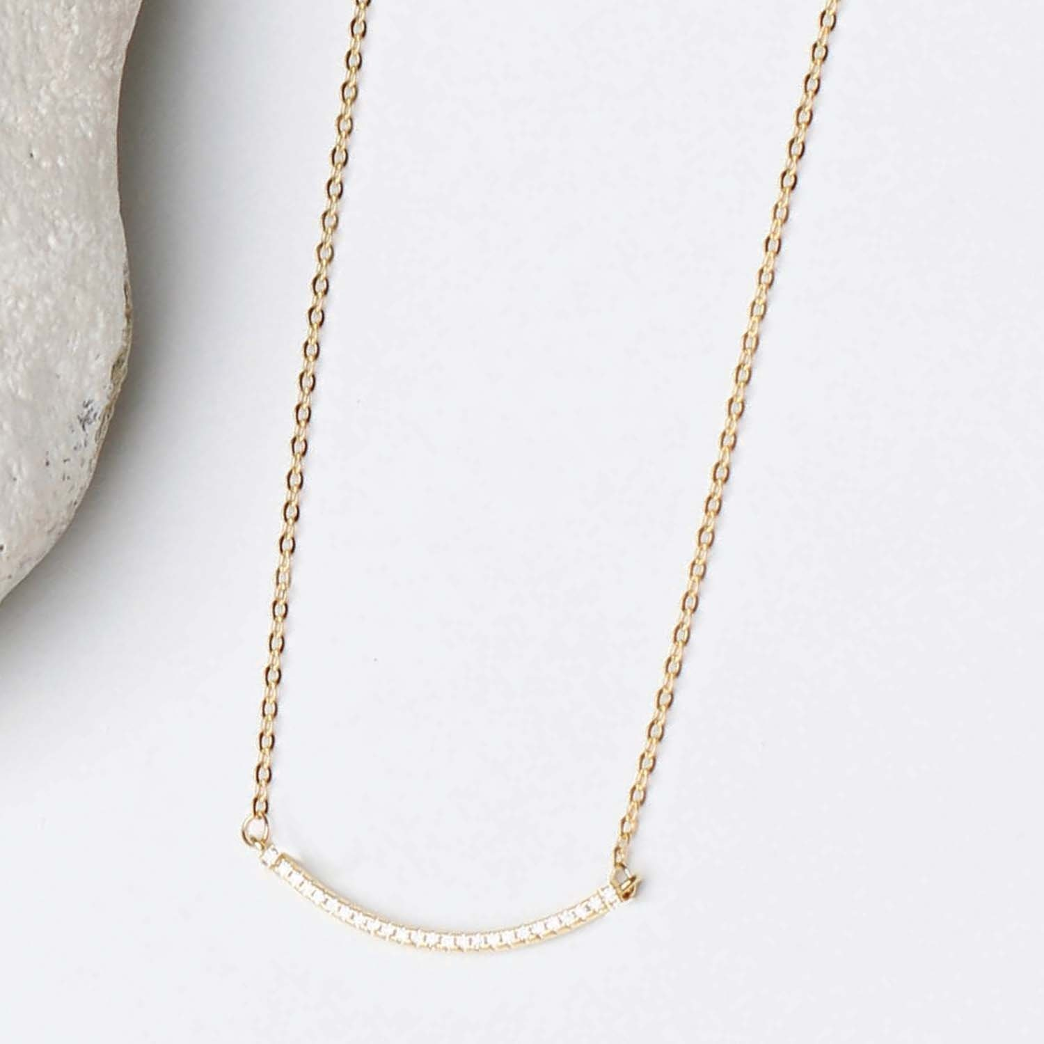 Gold Luxe Necklace Aiden
