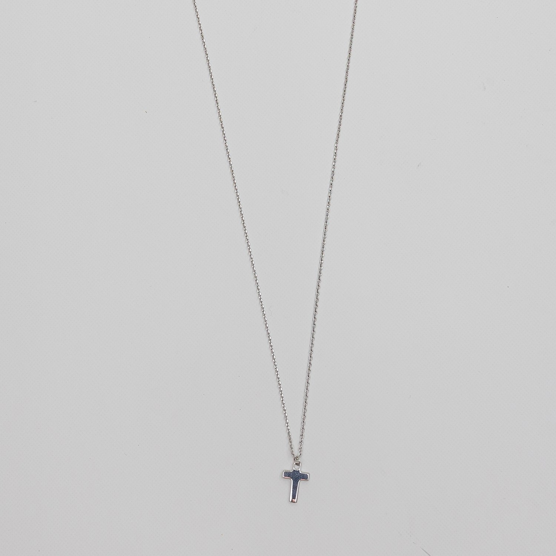 Luxe Necklace Silver Morgan