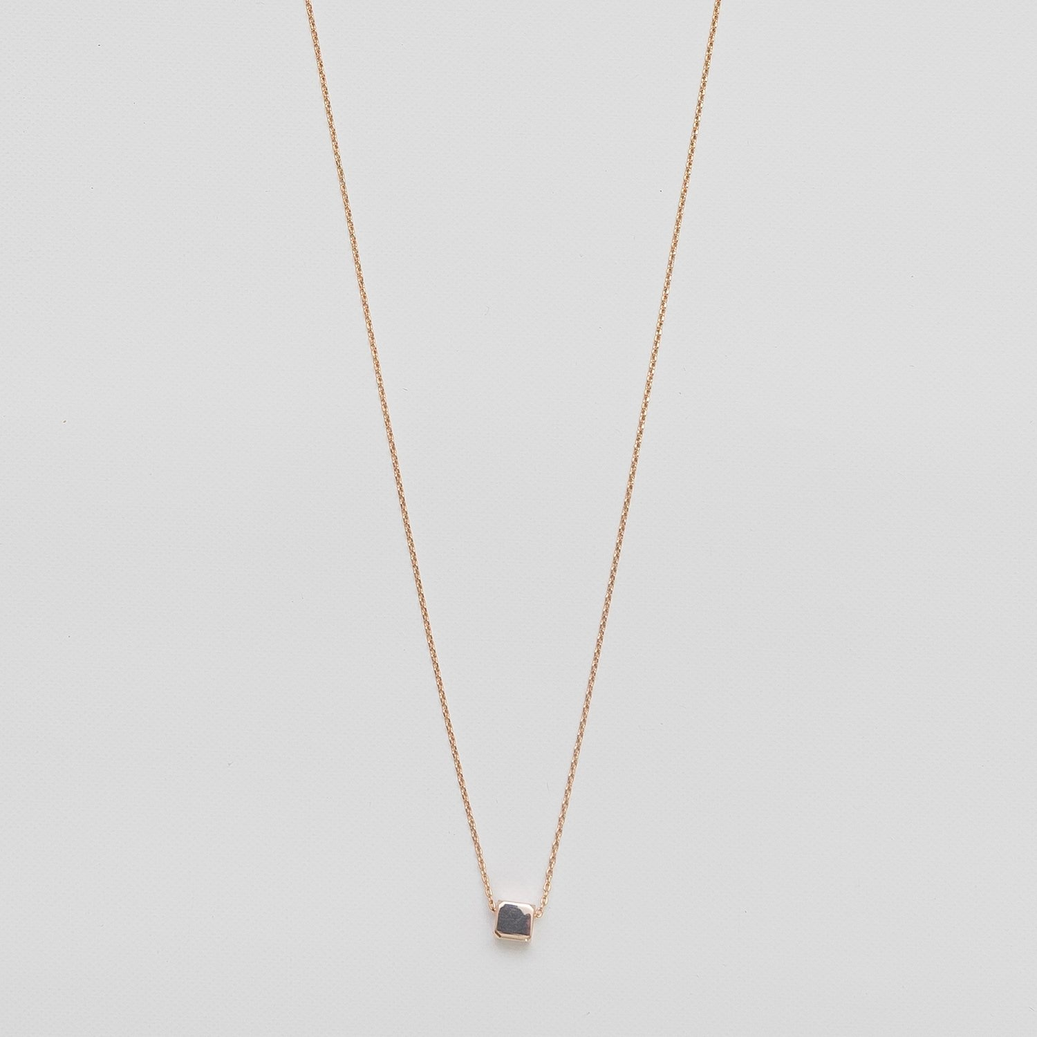 Luxe Necklace Gold Peyton