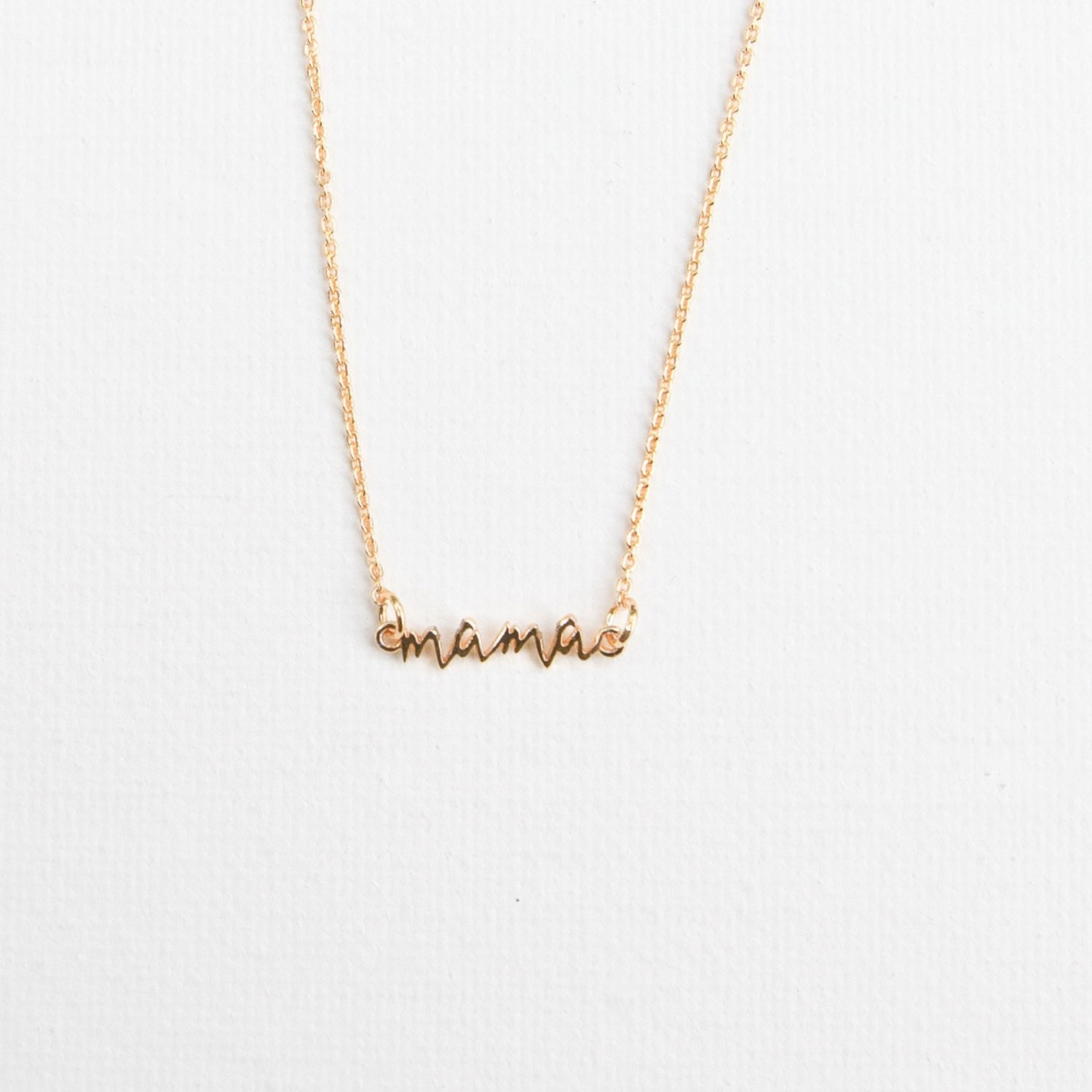 Luxe Necklace Mama
