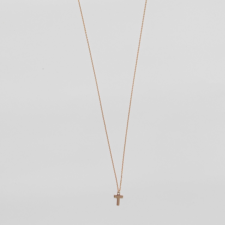 Luxe Necklace Gold Morgan