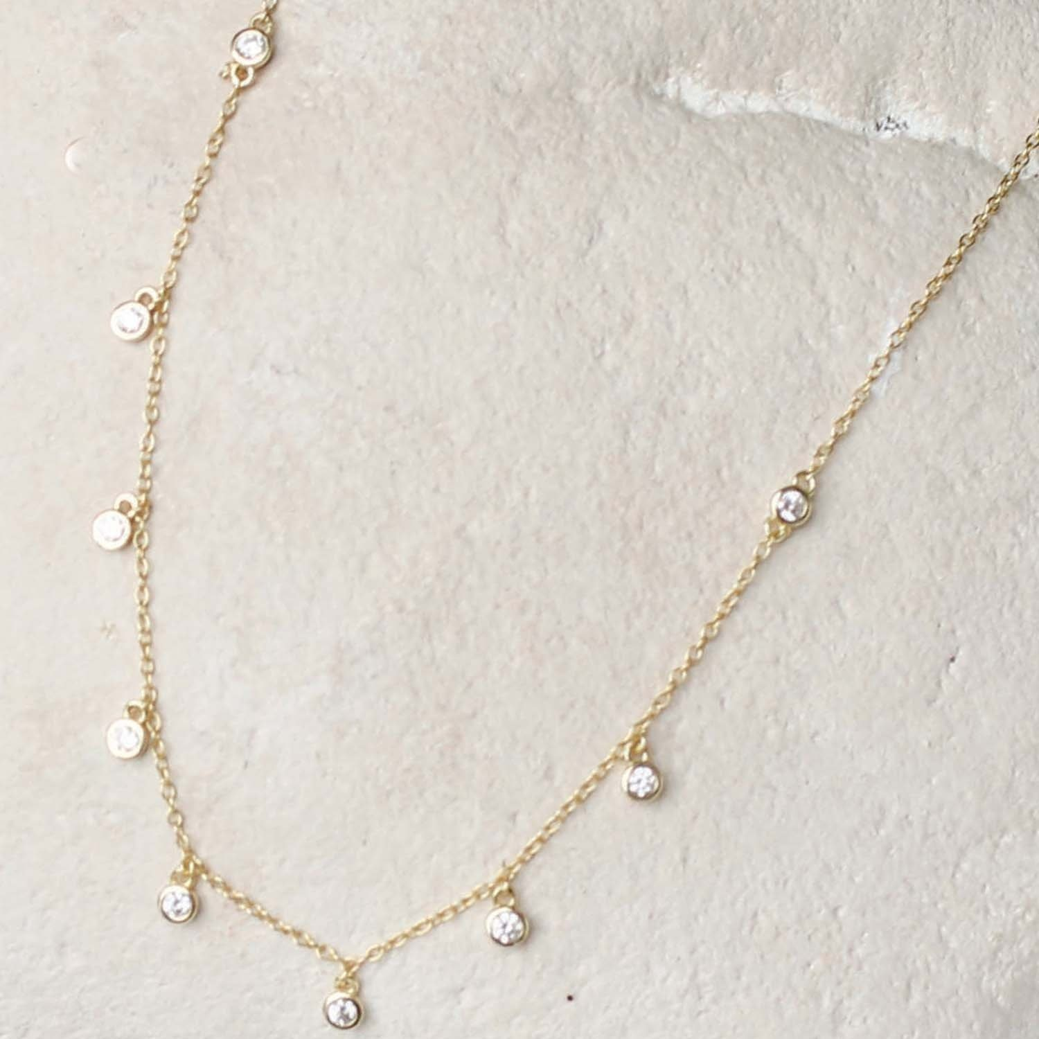 Gold Luxe Necklace Easton