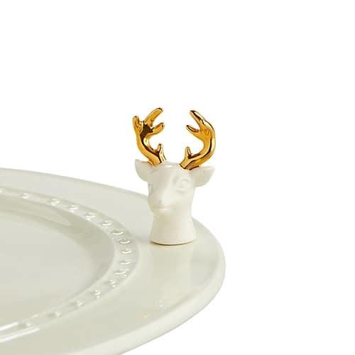 NF Mini: White Deer