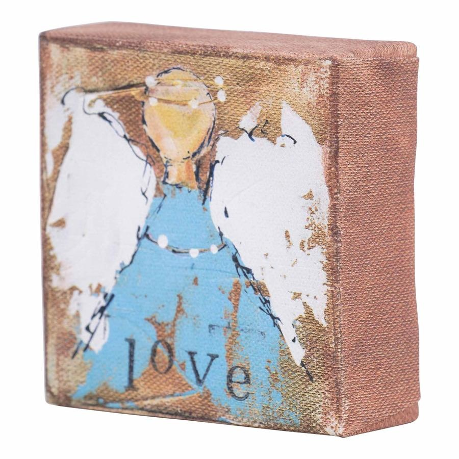 Love Angel Canvas