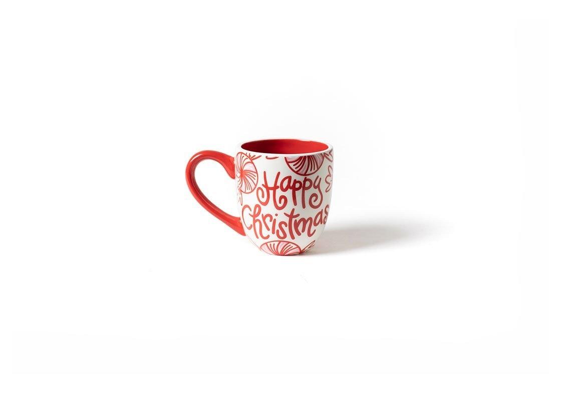 Happy Christmas Peppermint Mug