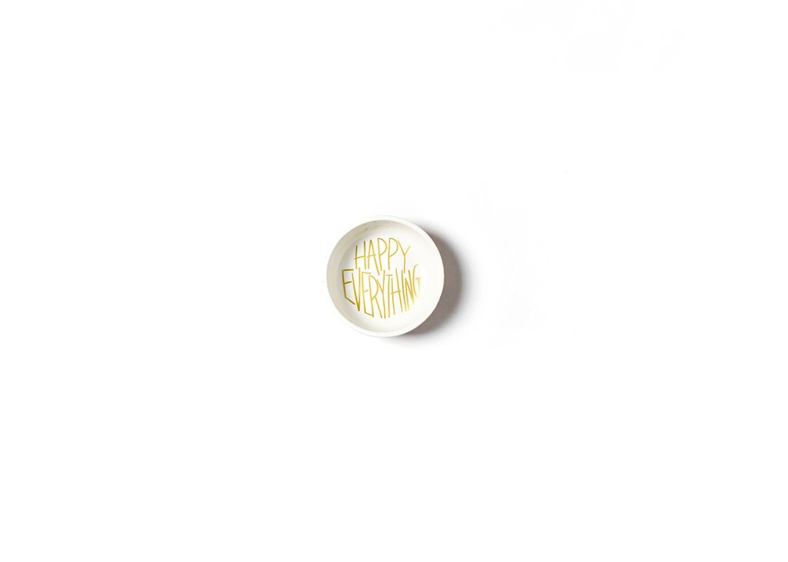 Dipping Bowl, Persimmon Small Dot