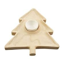 Tree Chip and Dip Set