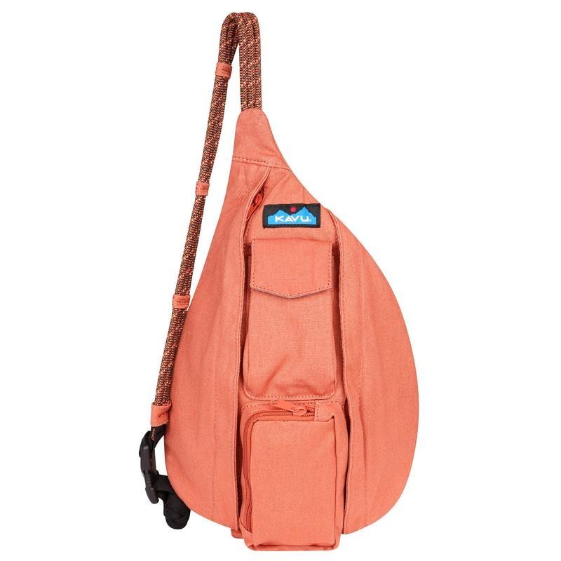 Mini Rope Bag: Copper