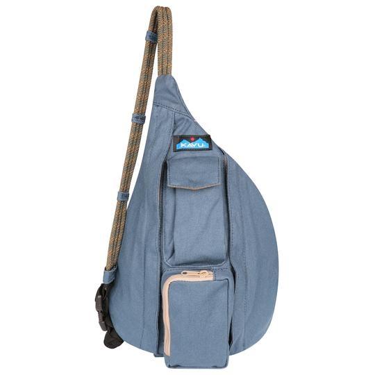 Mini Rope Bag: Ocean
