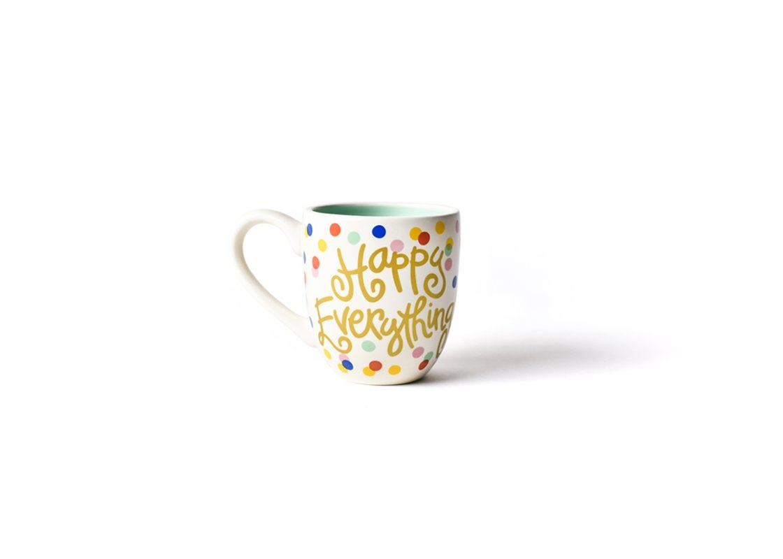 Happy Everything Mug: Happy Everything (Happy Dot)