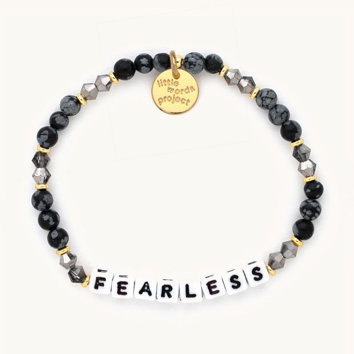 LWP, Fearless, Black Bead