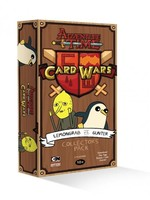 Adventure Time Card Wars: Lemongrab VS Gunter Collector's Pack #5
